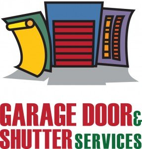 New Logo for Dave Jellis - Garage Doors & Shutter Services