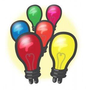 changing the lightbulb