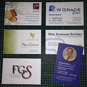 Why Do You Bother With Business Cards?