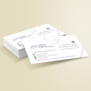 need new business cards
