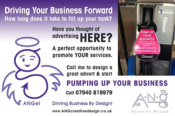 pumping up your business