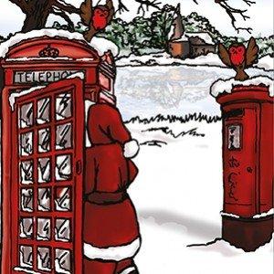 bespoke christmas cards