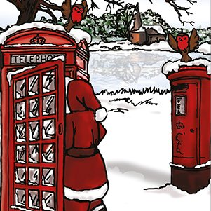 Business Benefits From Sending Bespoke Christmas Cards